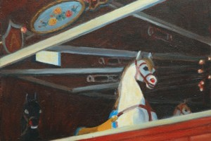 Flying Horses,Martha's Vineyard,Carousel,Carrousel