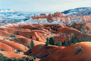 Bryce Canyon in Morning Light