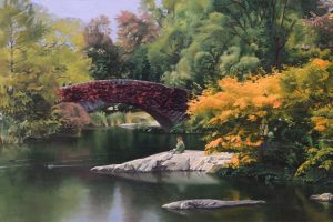 Central Park - Gapstow Bridge