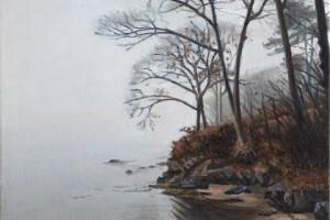 Cousins Island - Morning Mist