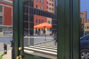 Crosswalk Reflections