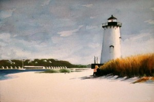 Edgartown Lighthouse, Martha's Vineyard