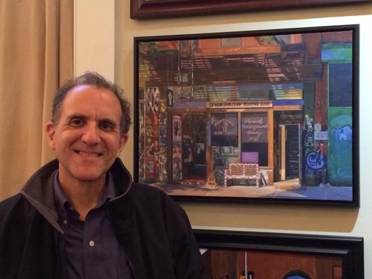 Edward Hopper House Members Exhibition at Union Arts Center, Sparkill, NY