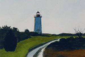 Lighthouse Road, Martha's Vineyard