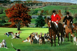 Millbrook Hunt Meet