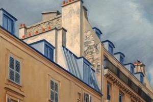 Paris Rooftops #2