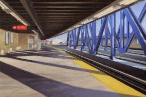 Smith-9th Streets Platform